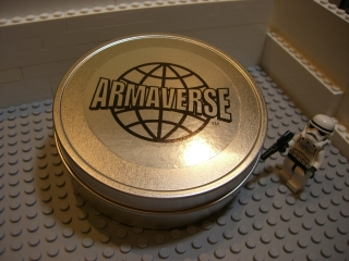 Armaverse Armature in a Can