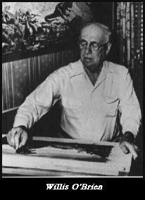 Animator Willis O Brien