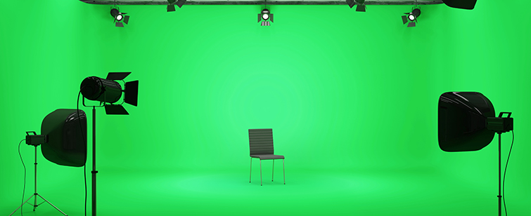 GreenScreen Chromakey Lighting