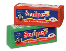 Sculpey Clay for claymation