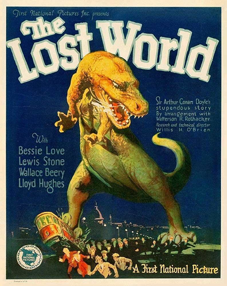 The Lost World - Stop Motion in Movies