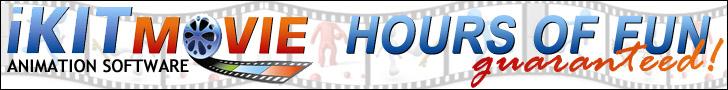 iKITMovie Stop Motion Software