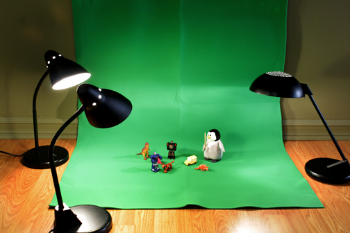 Stop Motion Lighting Tips